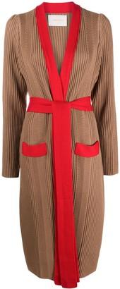 La DoubleJ Nonna mid-length cardigan
