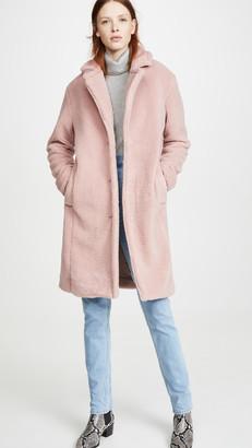 WAYF Rosebud Cocoon Coat