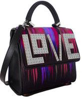 Les Petits Joueurs Mini Alex Love Frame Bag, Multicolor