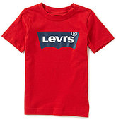 Levi's Little Boys 2T-7 Short-Sleeve Graphic Tee