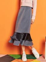 Blank Emma Long Skirt Nv