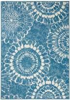 Kaleidoscope Vintage Floral Rug