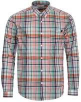 Barbour Shirt - Pink Multi