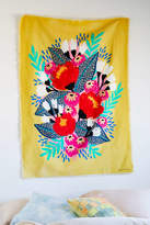 Urban Outfitters Jess Phoenix Artist Series Jungle Bird Tapestry