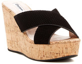 Dune London Karmen Platform Wedge Sandal