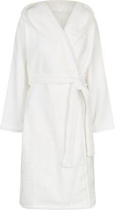 UCHINO Cotton Robe (Medium)