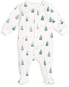 FIRSTS BY PETIT LEM Firsts by petite lem Boys' Tree Print Footie - Baby