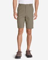 "Eddie Bauer Men's Horizon Guide 10"" Chino Shorts"