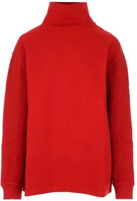 Givenchy Logo Jacquard Turtleneck Sweater