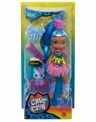 Mattel Cave Club Doll - Tella