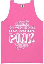 ZeroGravitee On Wednesdays We Wear Pink Bright Tank Top