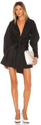 L'Academie The Draya Mini Dress