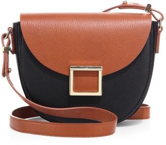 Jason Wu Collection Mini Jaime Colorblock Leather Saddle Bag