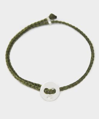 Scosha Signature 4MM Bracelet in Olive