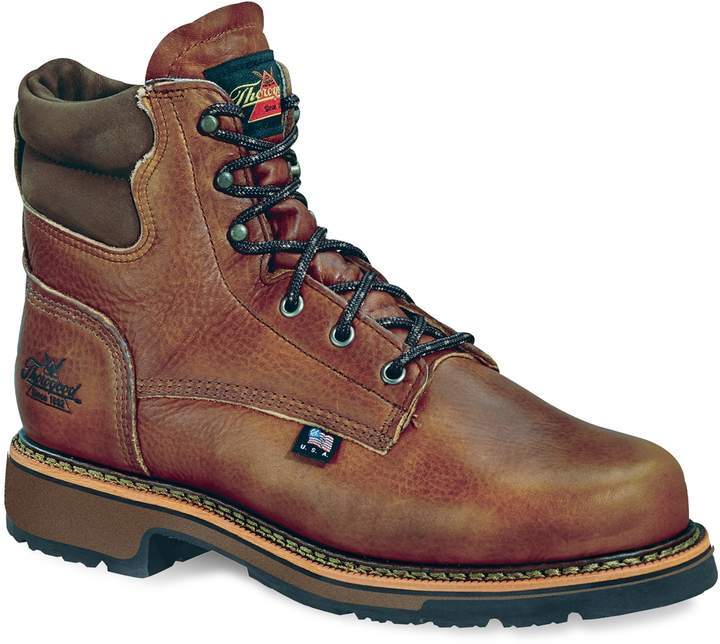365aaede558 American Heritage Classics Men's Leather Work Boots