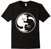 Cat ying yang Tshirt