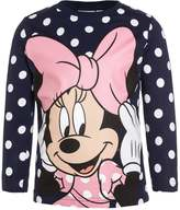 Disney MINNIE MOUSE Long sleeved top navy/white