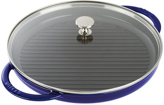 Staub Round Steam Grill - Dark Blue
