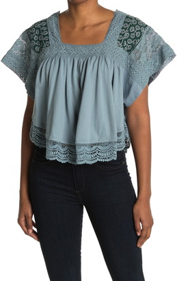 Free People Prairie Days Tee