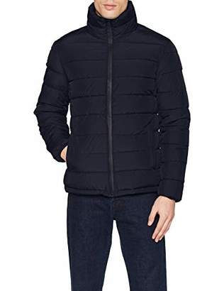 Celio Men's Mushiner Jacket, Black Noir, X-Large