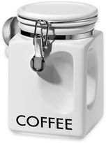 "Oggi OggiTM EZ Grip 40 oz. ""Coffee"" Ceramic Canister"