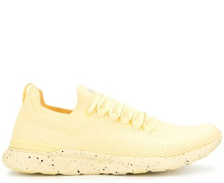APL Athletic Propulsion Labs Lace-Up Low-Top Trainers