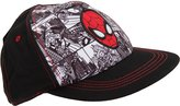 Marvel Childrens/Kids Boys Ultimate Spiderman Comic Design Baseball Cap