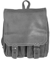 David King 6316 Distressed Laptop Backpack