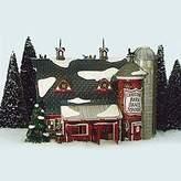 D.E.P.T 56 Original Snow Village Christmas Barn Dance