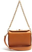 Alexander McQueen Box 19 leather cross-body bag