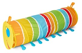 Melissa & Doug Giddy Buggy Tunnel - Ages 3+