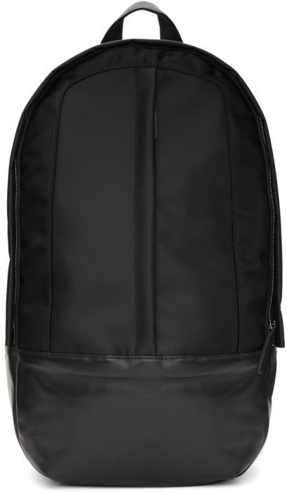 Haerfest Black Nylon H25 Arch Backpack