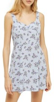 Topshop Women's Floral Sundress