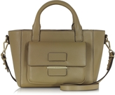 Tila March Alice Sahara Leather Small Tote Bag