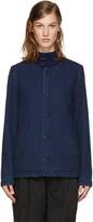 Blue Blue Japan Indigo Denim Filled Jacket