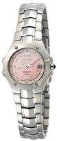 Seiko Women's SXD655 Coutura Silver-Tone Watch