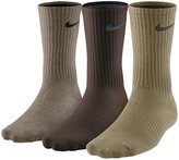 Nike Men's 3-pack Lightweight Crew Socks