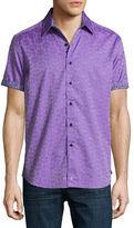 Robert Graham Cullen Short-Sleeve Sport Shirt