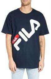 Fila Micah Logo T-Shirt