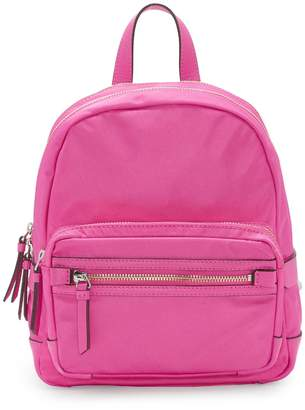 Vince Camuto Patch Nylon Small Backpack