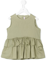 Il Gufo tiered top - kids - Cotton - 2 yrs