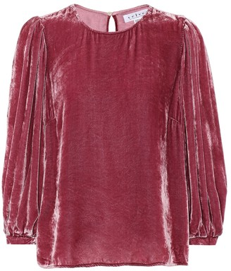 Velvet Brenda blouse