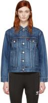 Levi's Levis Blue Ex-boyfriend Trucker Jacket