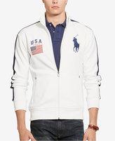 Polo Ralph Lauren Men's Graphic Full-Zip Track Jacket