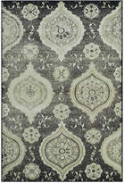 "D Style Menagerie MEN1548 Stone 8'2"" x 10' Area Rug"