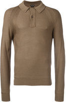 Tom Ford henley jumper - men - Silk - 48