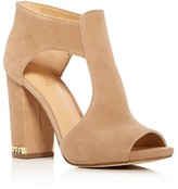 MICHAEL Michael Kors Sabrina Cutout High Heel Sandals