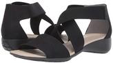 The Flexx Sunglass Too (Black Nubuck) Women's Shoes