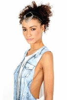 Litter SF Sun Goddess Headpiece in Silver
