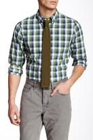 Jack Spade Bowen Gingham Long Sleeve Trim Fit Shirt